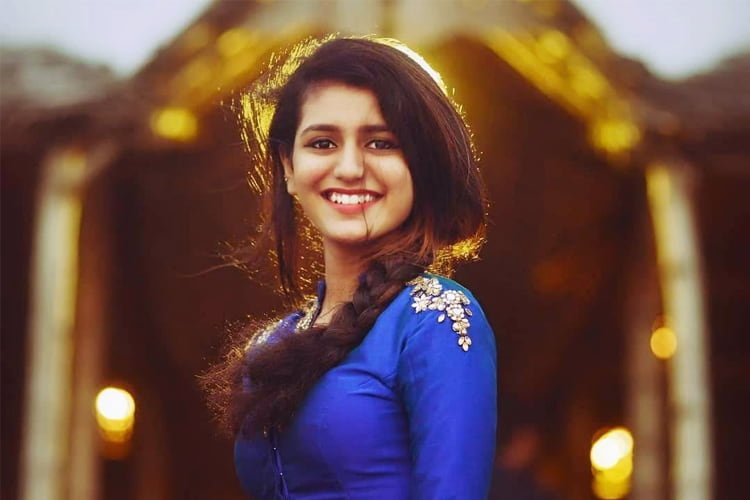 Priya Prakash Varrier Fashion Profile