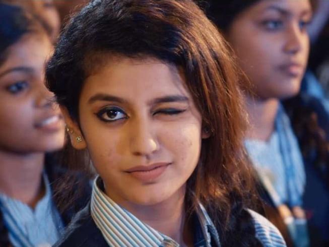 Priya Prakash Wink