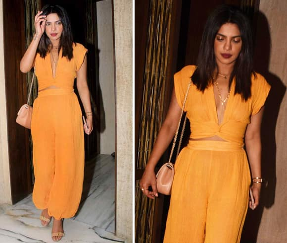 Priyanka Chopra at MM Party
