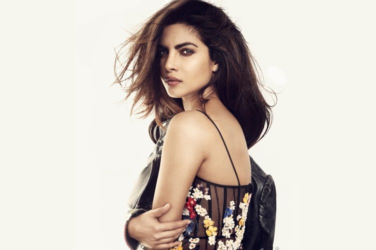 Priyanka Chopra Fashion Profile