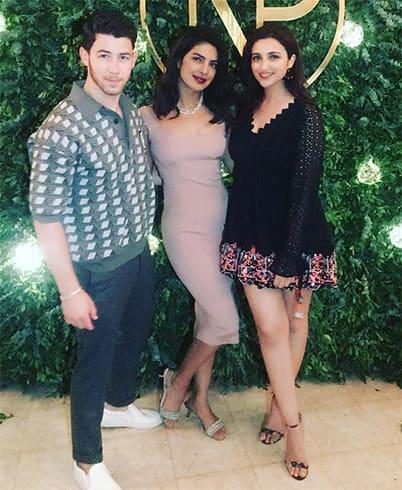 Priyanka Chopra and Nick Jonas Engagement Party