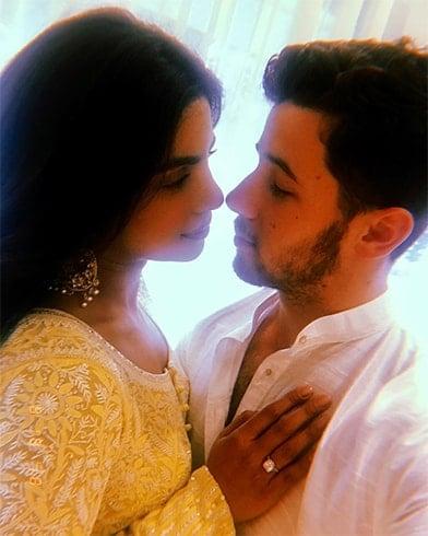 Priyanka Chopra and Nick Jonas Roka Wedding