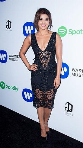 Priyanka Grammy After Party