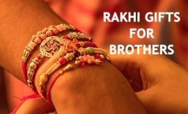 Rakhi Gifts For Brothers