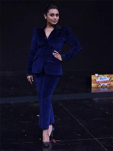Rani Mukerji Dolce Gabbana outfit