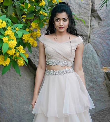 Rashmika Dresses