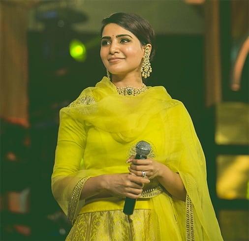 Samantha Akkineni Seema Raja