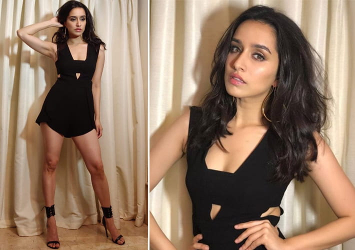 Shraddha Kapoor Movie Promotions