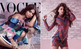 Suhana Khan on Vogue Magazine 2018
