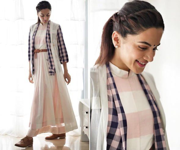 Taapsee Pannu in Maxi Dress