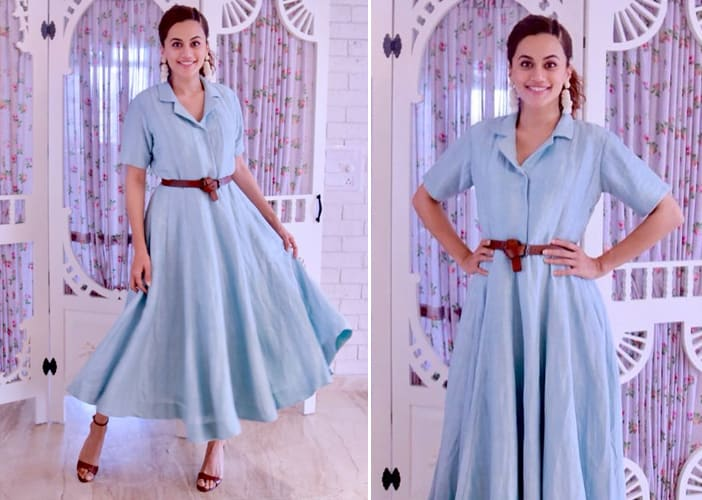 Taapsee Pannu Mulk Promotions