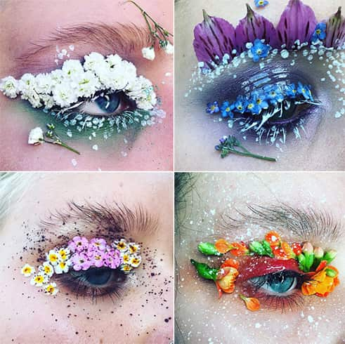 Terrarium Eyes Are The Newest Eye Trend You Should Try!