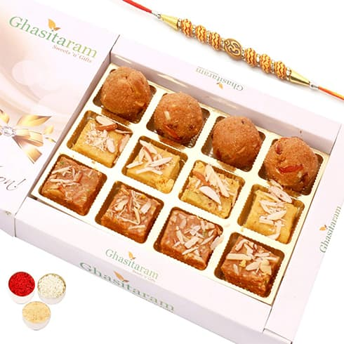 Traditional Raksha Bandhan Sweets