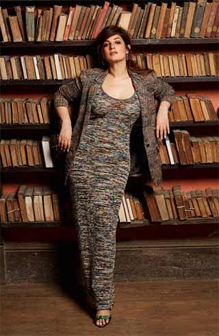 Twinkle Khanna Missoni Blazer