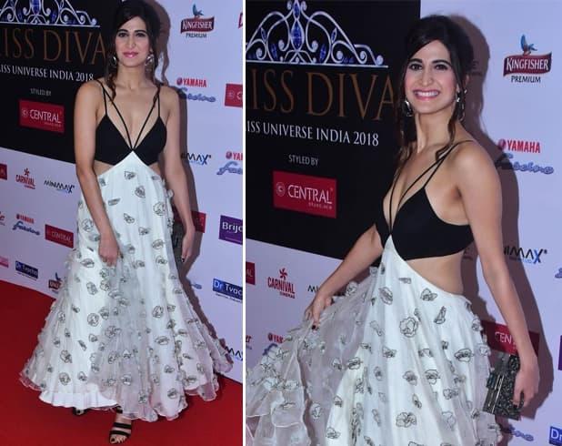 Aahana Kumra Eshaani Jayaswal Outfit