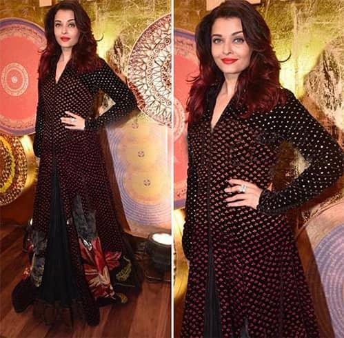 Aishwarya Rai Rohit Bal Gown