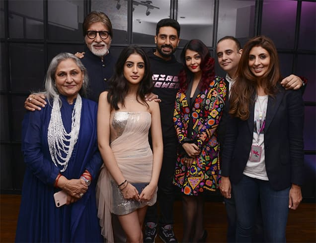 Bachchan Family Launches MXS World