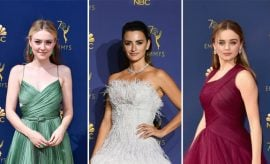 Best Dressed Celebrities at Emmy Awards 2018