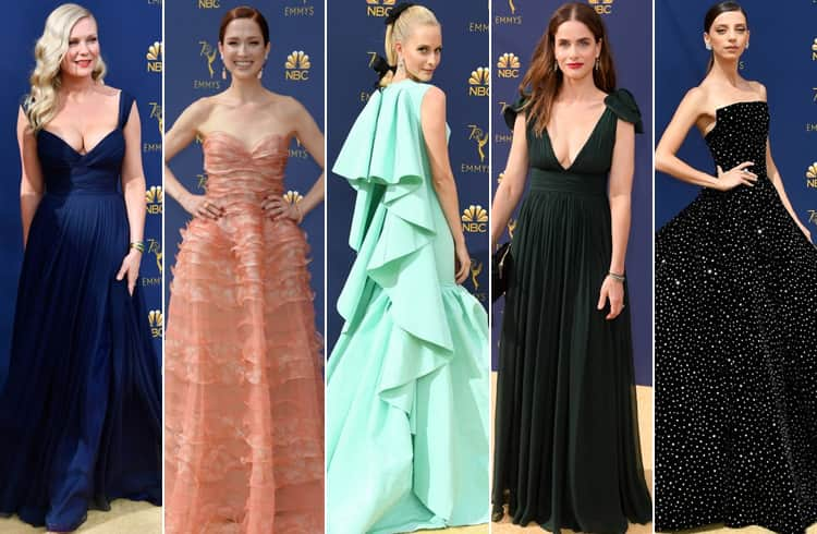 Celebs 70th Primetime Emmy Awards 2018