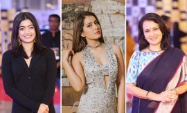 Celebs at Gaana Mirchi Music Awards 2018