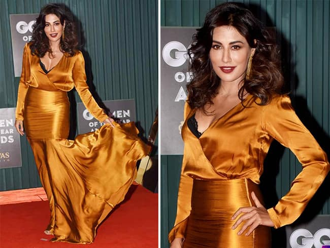 Chitrangda Singh GQ Men Of The Year Awards