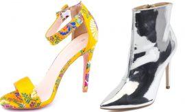 Celebrity Inspired Colorful Stilettos