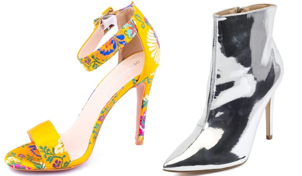 Celebrity Inspired Colorful Stilettos
