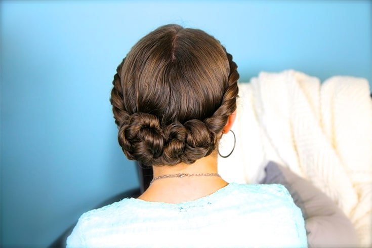 Double-Twist Bun