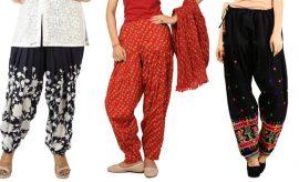 Ethnic Style Salwars