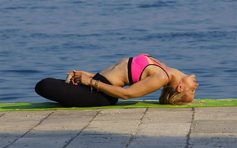 How To Do The Matsyasana