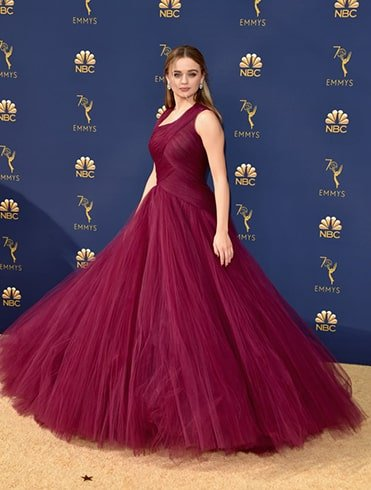 Joey King Emmy Awards 2018