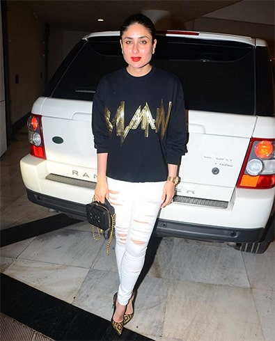 Kareena Casual look