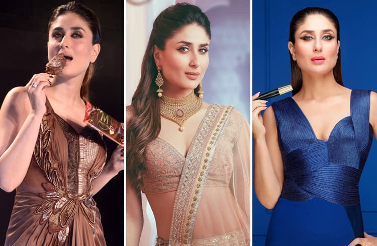 Kareena Brand Endorsements