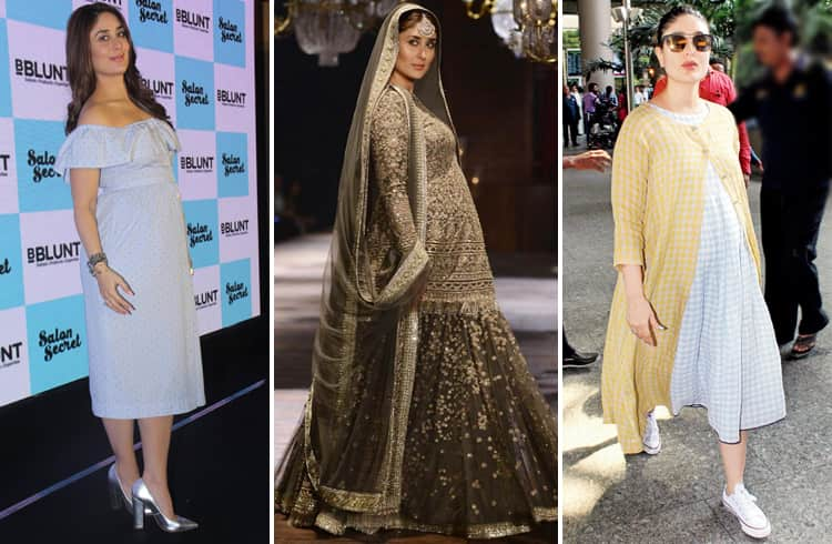 Kareena Pregnancy Fashion