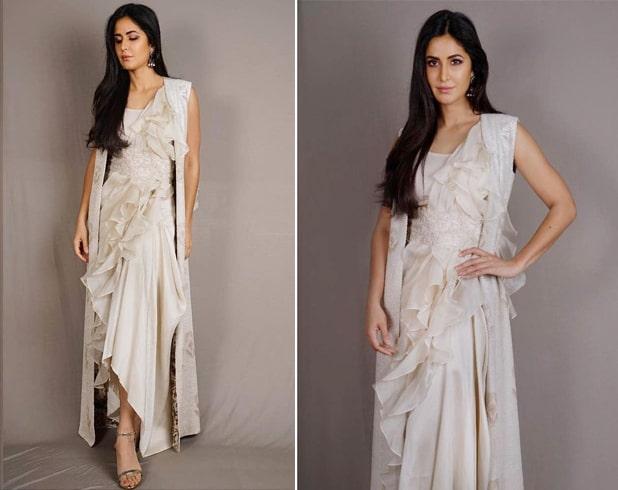 Katrina Kaif at Thugs Of Hindustan Trailer Launch