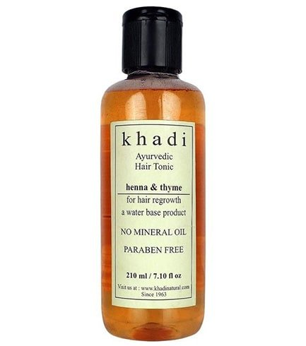 Khadi Ayurvedic Hair Regrowth Tonic