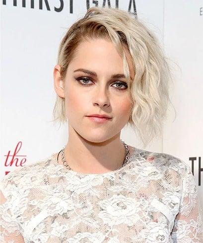 Kristen Stewart Punk Hair