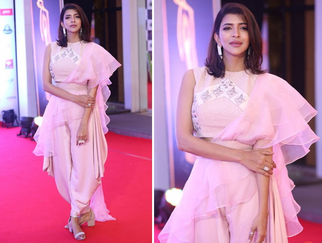 Lakshmi Manchu at Gaana Mirchi Music Awards 2018