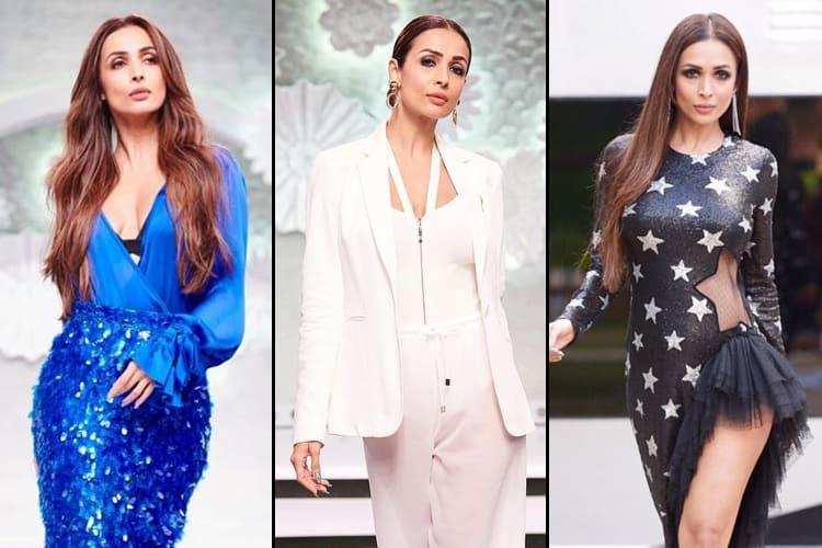 Malaika Arora at Indias Next Top Model Season 4