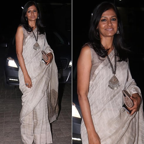 Nandita Das Saree Styles