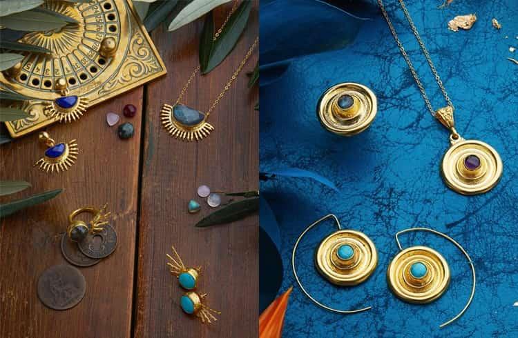 Ottoman Hands Jewelry