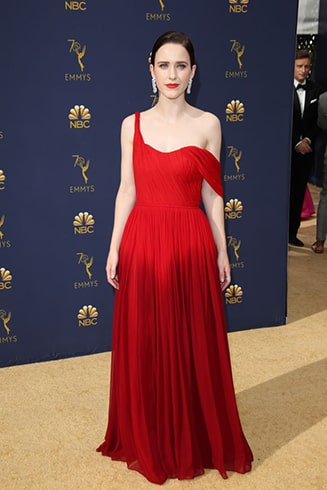 Rachel Brosnahan Emmy Awards