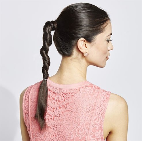 Rope Braid Hair