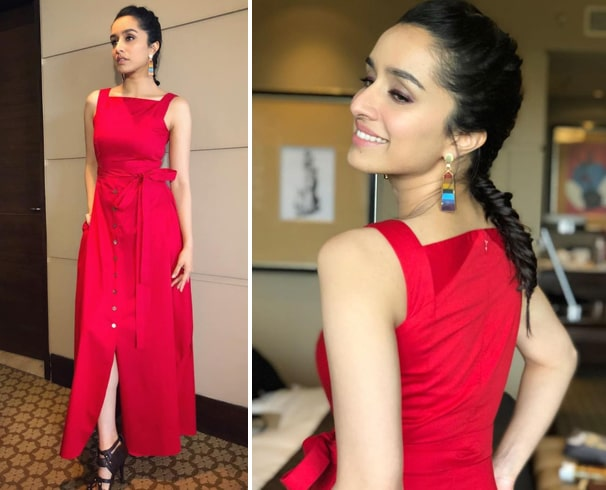Shraddha Kapoor in Bennch Promotions
