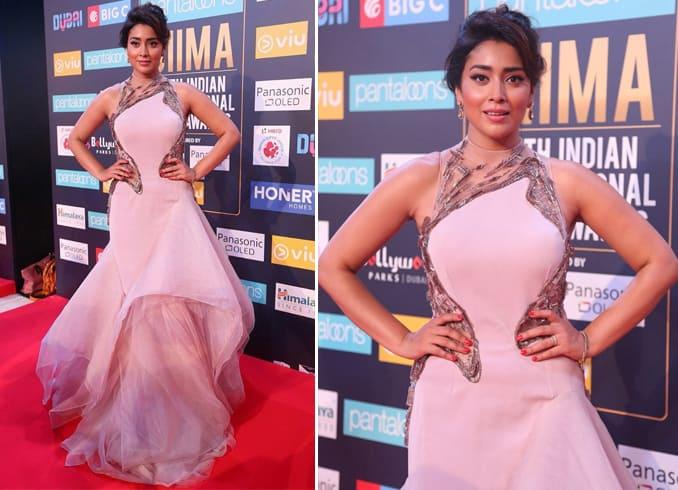 Shriya Saran at SIIMA 2018