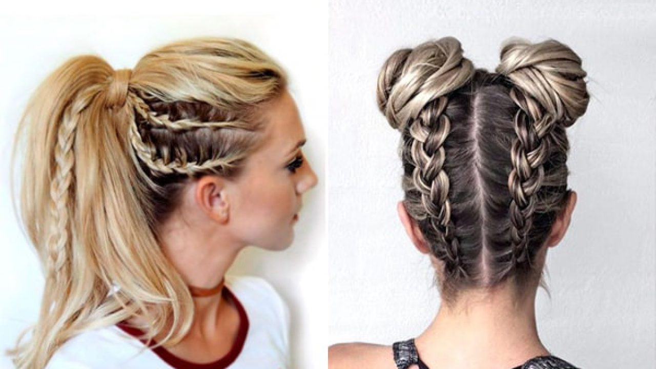 10 Sporty Hairstyles That Will Make You Stand Out!