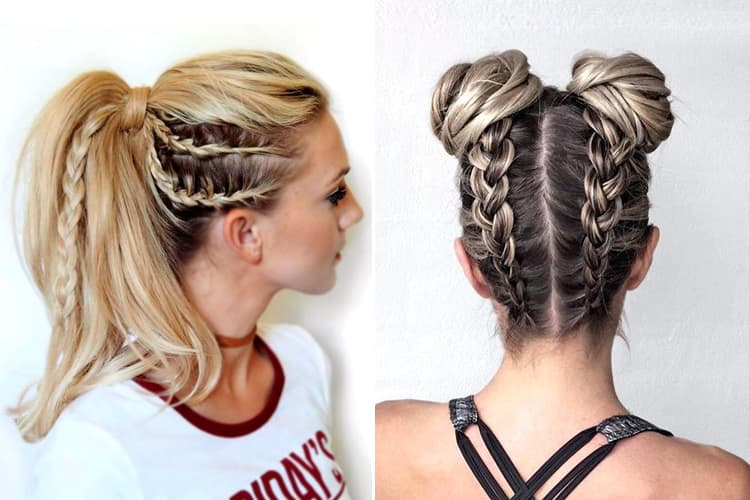 Hair Styles For Summer: 15 Sporty Hairstyles That Will Make You Stand Out
