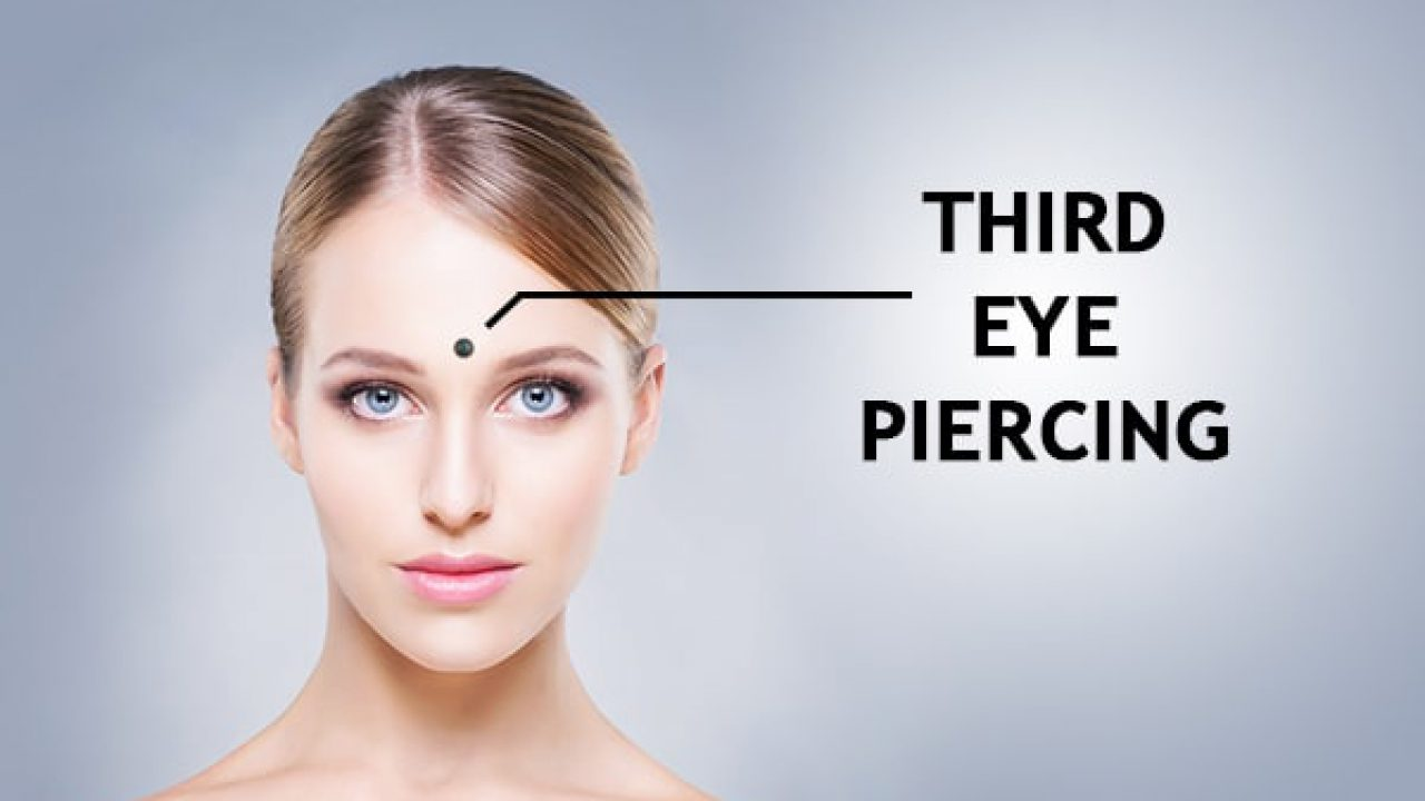 The Mind Boggling Third Eye Piercing Is Here To Astonish