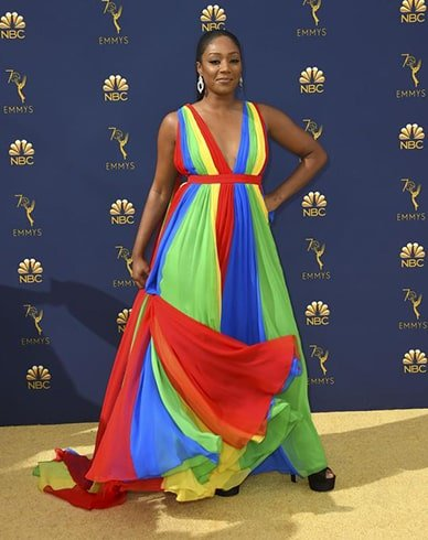Tiffany Haddish Emmy Awards 2018