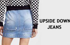 Upside Down Jeans